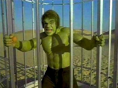 Lou Ferrigno como Hulk